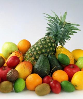 Tropic Fruit - Obrázkek zdarma pro Nokia Asha 300