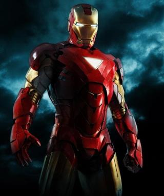 Iron Man - Obrázkek zdarma pro Nokia Asha 503