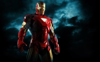 Iron Man - Obrázkek zdarma pro Nokia Asha 205