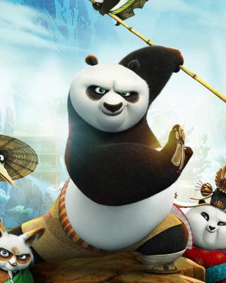 Kung Fu Panda 3 - Obrázkek zdarma pro Nokia Lumia 920