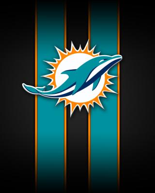 Miami Dolphins - Obrázkek zdarma pro iPhone 4S