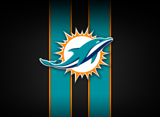 Miami Dolphins - Obrázkek zdarma pro HTC One X