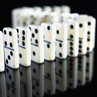 Domino - Obrázkek zdarma pro iPad mini 2
