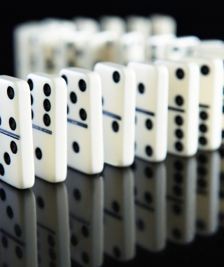 Domino - Obrázkek zdarma pro Nokia Lumia 822