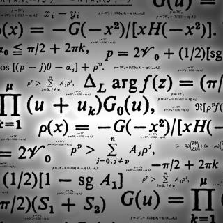 Math Formulas - Obrázkek zdarma pro 1024x1024