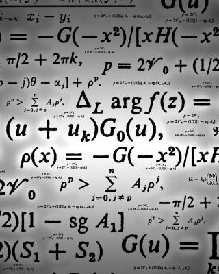 Math Formulas - Obrázkek zdarma pro 352x416