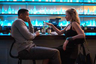 Will Smith and Margot Robbie in Focus Movie Wallpaper for Android, iPhone and iPad