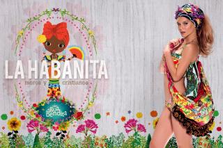 Agua Bendita Swimwear - Obrázkek zdarma pro Nokia Asha 201