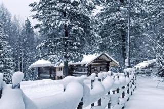 Holiday Snow Days - Obrázkek zdarma pro Samsung Galaxy S 4G