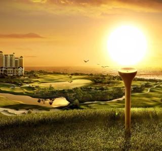 Golfs Obsession - Obrázkek zdarma pro 208x208