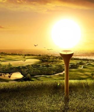 Golfs Obsession - Obrázkek zdarma pro Nokia Asha 501