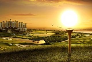 Golfs Obsession - Obrázkek zdarma pro 1080x960