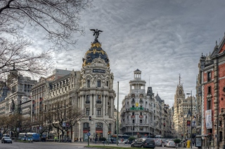 Madrid Spain Picture for Android, iPhone and iPad