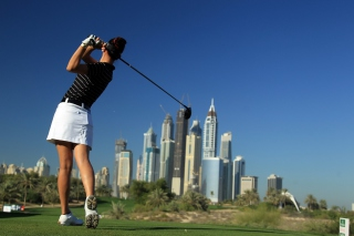 Golf - Obrázkek zdarma pro Samsung Galaxy S5