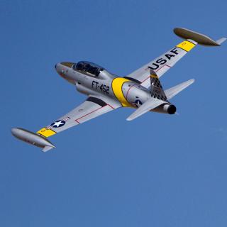 Canadair CT 133 Silver Star - Obrázkek zdarma pro 1024x1024