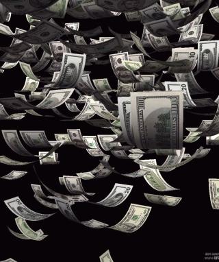 Dollars Cash - Obrázkek zdarma pro 176x220