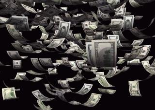 Dollars Cash - Obrázkek zdarma pro 1440x900