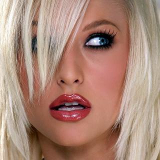 Blondes Face - Obrázkek zdarma pro 208x208