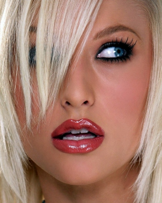 Blondes Face Wallpaper for 480x854
