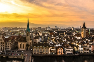 Free Zurich Picture for Android, iPhone and iPad