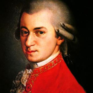 Wolfgang Amadeus Mozart - Obrázkek zdarma pro iPad mini