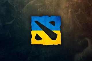 Dota 2 Ukrainian Flag - Fondos de pantalla gratis para Motorola Photon 4G