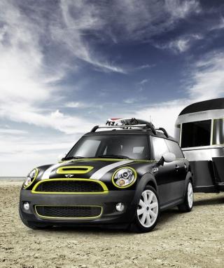 Mini Cooper Clubman - Obrázkek zdarma pro 750x1334