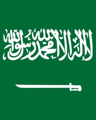 Flag Of Saudi Arabia - Obrázkek zdarma pro Nokia Lumia 505