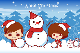 Original Christmas - Obrázkek zdarma pro Samsung Galaxy Q