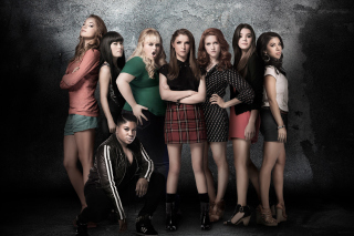 Pitch Perfect 2 Background for Huawei M865