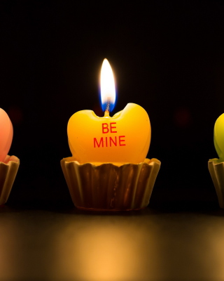 Be Mine Sweetheart - Obrázkek zdarma pro iPhone 4