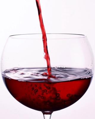 Red Chile Wine - Obrázkek zdarma pro Nokia Asha 303