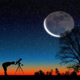 Stargazing - Obrázkek zdarma pro iPad Air