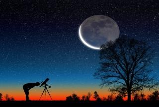 Stargazing - Obrázkek zdarma pro Nokia Asha 205