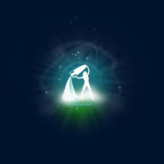 Aquarius - Obrázkek zdarma pro 2048x2048