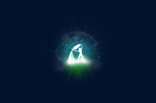 Aquarius - Obrázkek zdarma pro HTC Desire