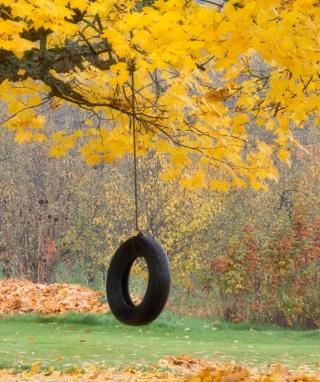 Tire Swing - Obrázkek zdarma pro Nokia X2