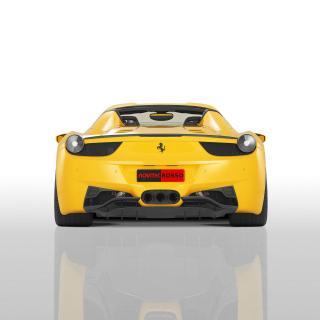 Ferrari 458 Spider from NOVITEC ROSSO - Obrázkek zdarma pro iPad