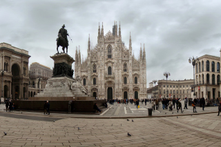 Milan Cathedral, Duomo di Milano Picture for Android, iPhone and iPad