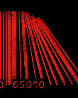 Minimalism Barcode - Obrázkek zdarma pro Nokia X7
