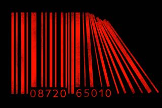 Minimalism Barcode - Obrázkek zdarma pro Fullscreen 1152x864