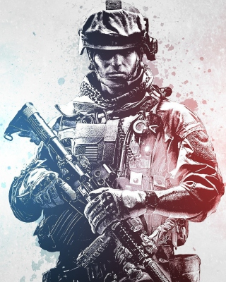 Battlefield - Obrázkek zdarma pro Nokia Asha 502