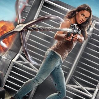 Fast & Furious Supercharged - Obrázkek zdarma pro 2048x2048