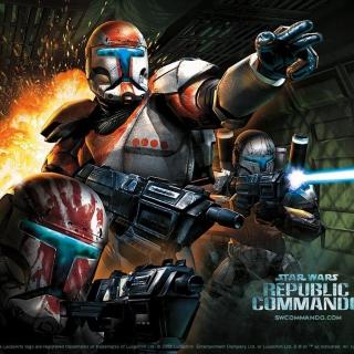 Delta Squad Star Wars - Obrázkek zdarma pro iPad mini