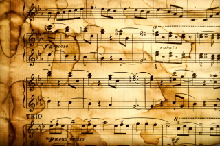 Free Musical Notes Picture for Android, iPhone and iPad