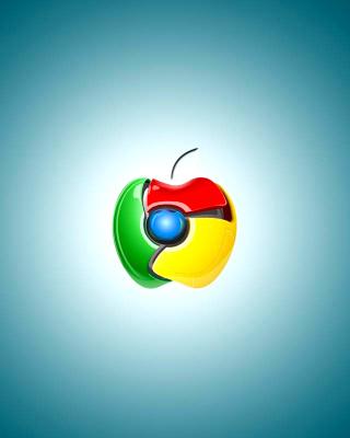 Google Chrome - Obrázkek zdarma pro Nokia C1-00