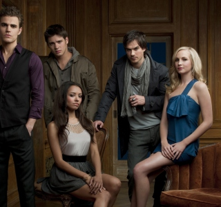 The Vampire Diaries - Obrázkek zdarma pro iPad mini 2