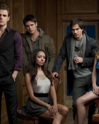 The Vampire Diaries - Obrázkek zdarma pro iPhone 6 Plus