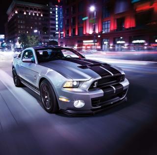 Shelby Mustang - Obrázkek zdarma pro iPad mini 2
