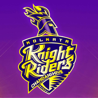 Kolkata Knight Riders KKK Indian Premier League - Obrázkek zdarma pro iPad Air
